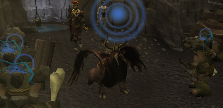 Quest: Wolf Whistle   Sal's Realm of RuneScape