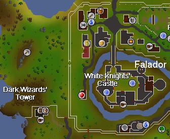 A Fairy Tale Part I: Growing Pains - Zandar Horfire location