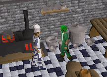 The Castle Cook