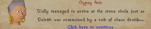 Gypsy Aris