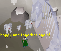 Desert Treasure - Ice troll family