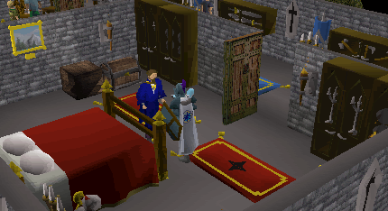 Duke horacio of lumbridge