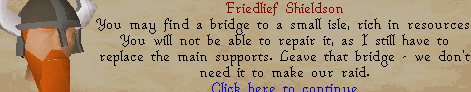 The Fremennik Isles - Friedlief