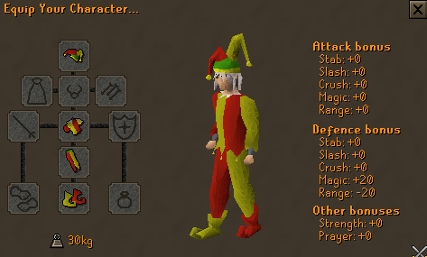 The Fremennik Isles - A jester suit!