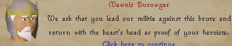 The Fremennik Isles - Mawnis