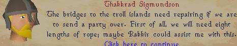 The Fremennik Isles - Thakkrad