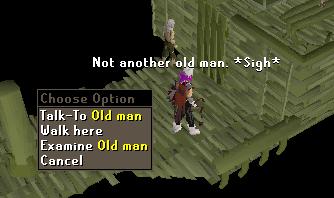 Ghosts Ahoy - Old Man