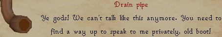 Grim Tales - Drain pipe