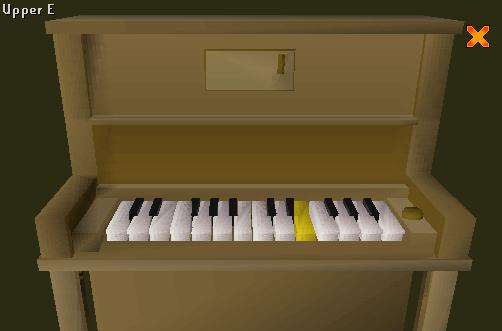 Grim Tales - Piano