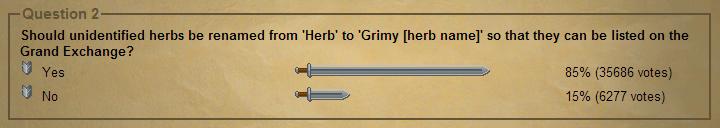 Grimy herbs