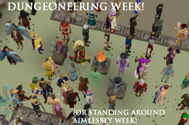 Dungeoneering Week