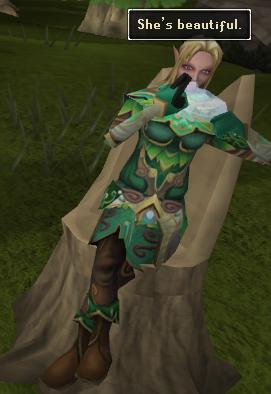 Ugly Elf