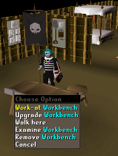 Work at Workbench