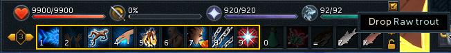 ability bar