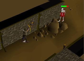 Ranging skeletons