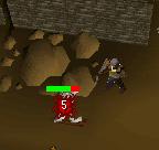 Ranging a skeleton