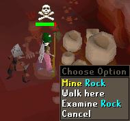 Mine Rocks
