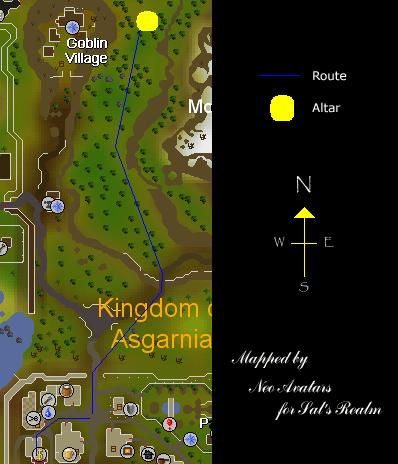 Skill Training: Runecrafting | Sal's Realm of RuneScape