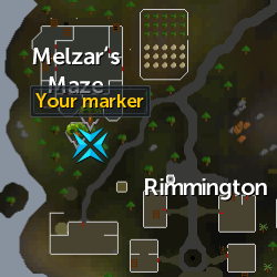 East of Varrock