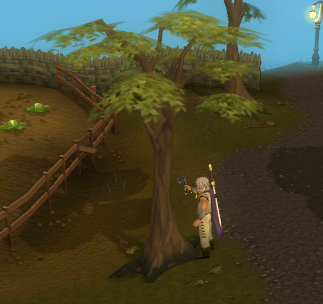 Skill Training: Woodcutting | Sal's Realm of RuneScape