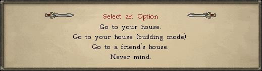 Portal options