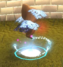 Divine magic tree