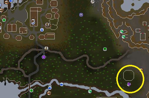 Rellekka location