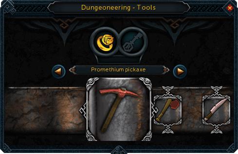 Dungeoneering Toolbelt