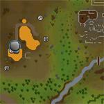 Ourania/ZMI Runecrafting Altar map