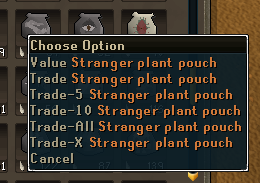 Summon Stranger Plant