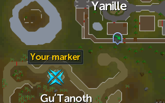 Gu'tanoth summoning obelisk location