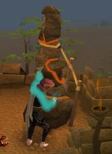 Gu'tanoth summoning obelisk