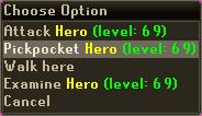 Pickpocket Hero