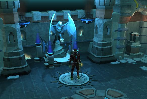 Armadyl's Altar