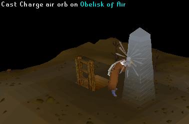 Air obelisk