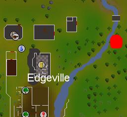 Edgeville canoe station