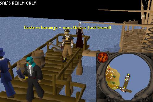 Karamja Docks