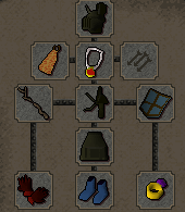 Mage equipment