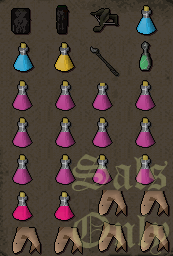 Mage inventory