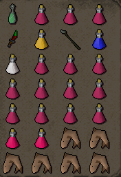 Ranged inventory