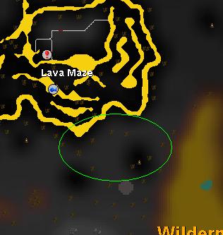 Green dragon location