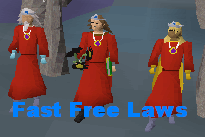 Fast Free Laws!