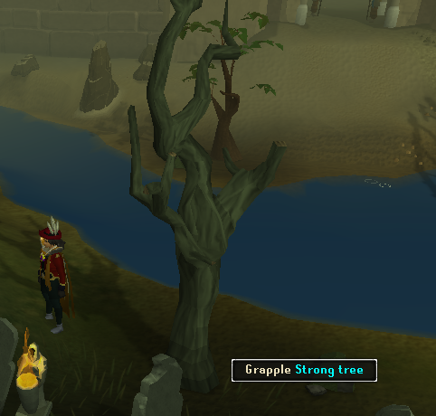 Grapple Tree