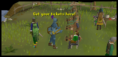Talk to Sasquine to purchase a gnomecopter ticket.