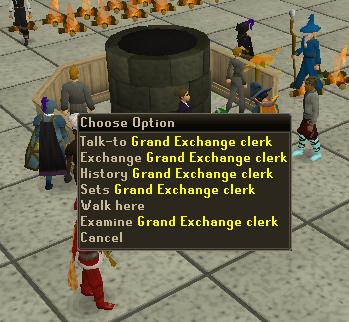 Talk-to Grand Exchange clerk