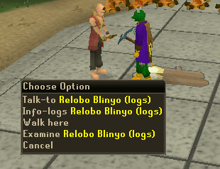 Relobo Blinyo - in charge of log prices