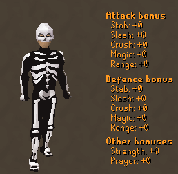 Skeleton Equipment