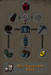 Suggested equipment