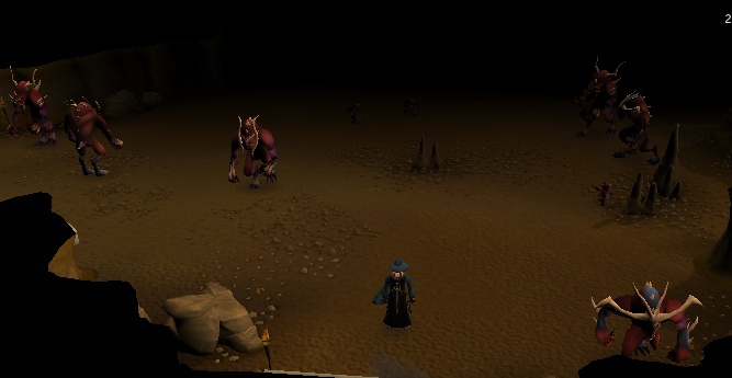Dungeoneering locale