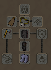 Recommended woodcutting equipment